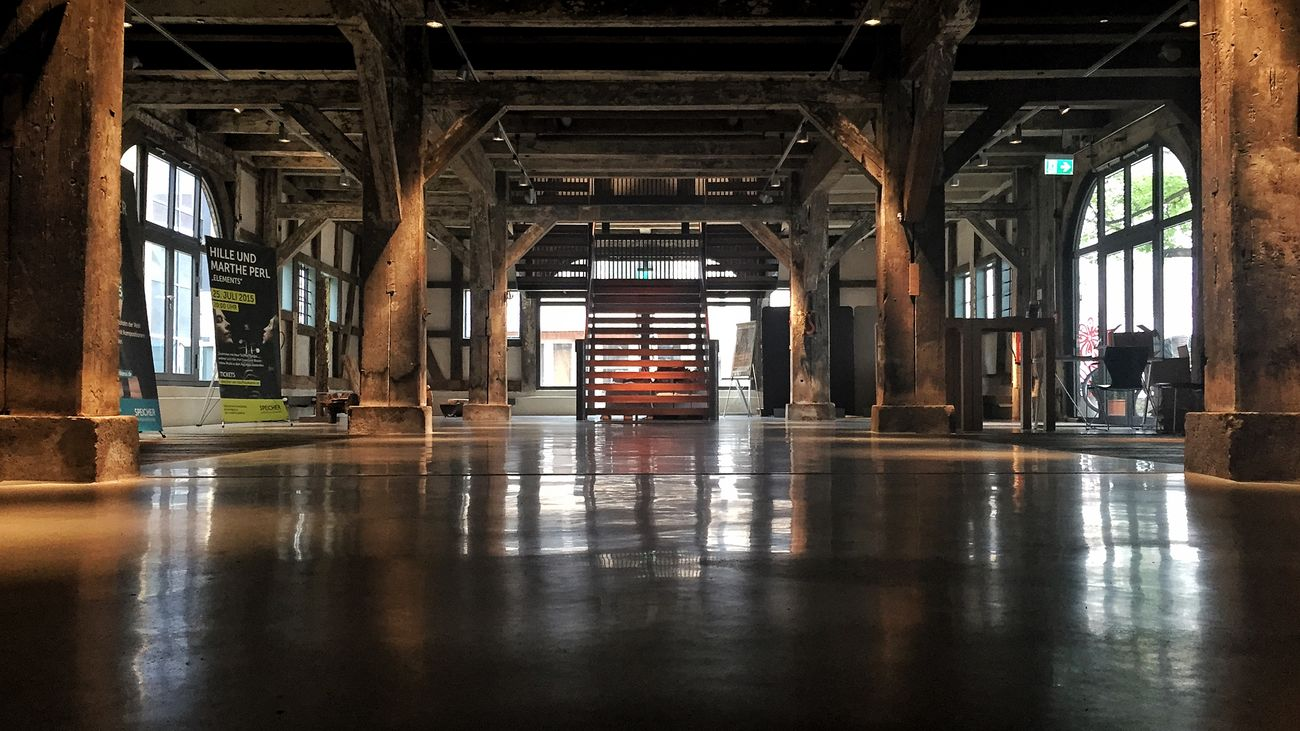 Cool event location in Hamburg-Harburg! Historical Building Architecture in Welovehh