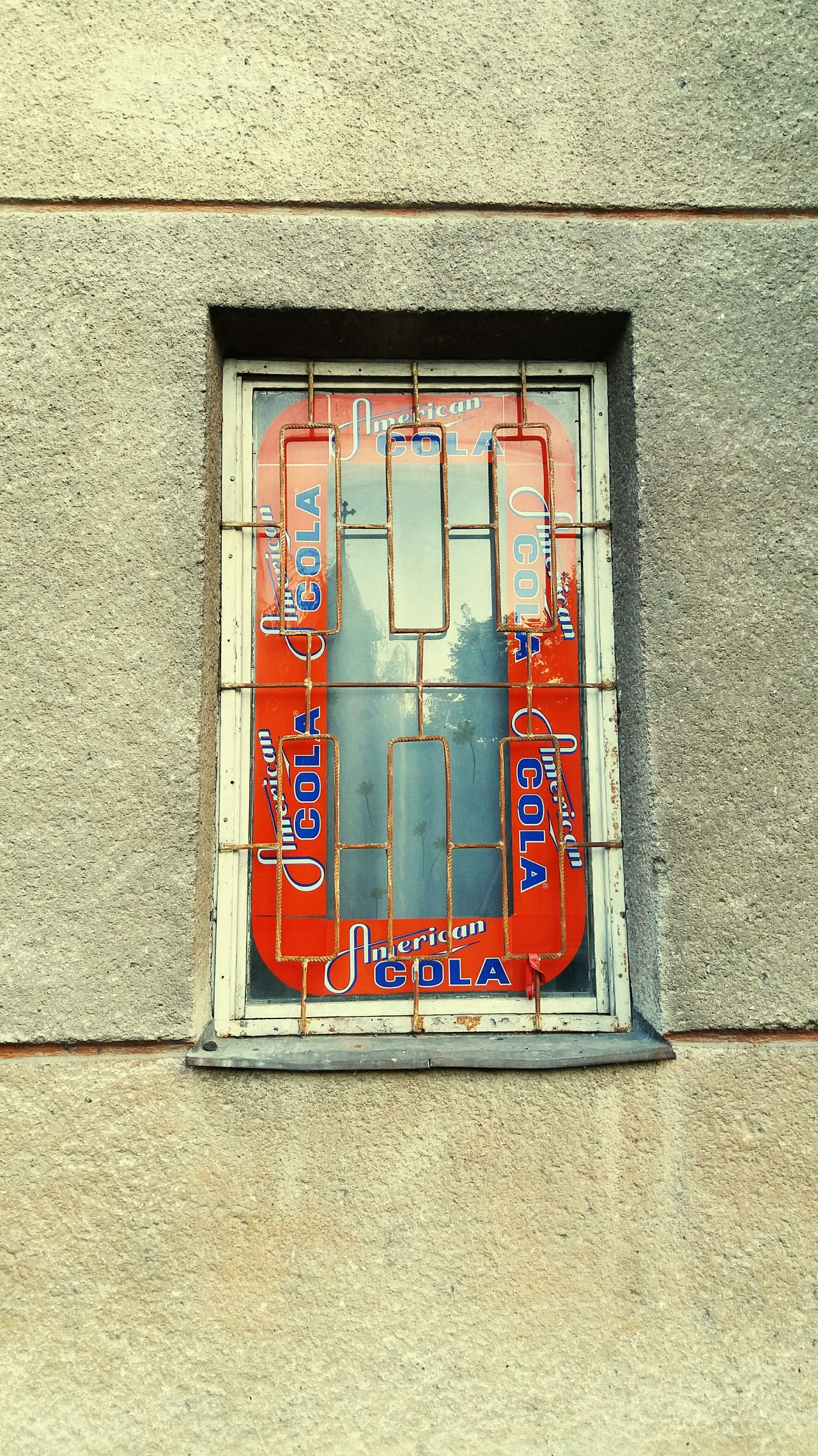 American Dream Cola Day Outdoors Architecture Built Structure Building Exterior Window Old-fashioned Drinking Juice