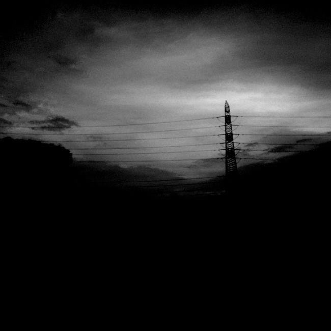 La red ... EyeEm Best Shots EyeEm Best Shots - Black + White Monochrome Landscape_photography