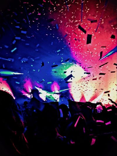 DLDK Amsterdam 2017 Adults Only Arms Raised Arts Culture And Entertainment Clubbing Colourful Confetti Crowd DLDK Exessive Human Hand Large Group Of People Lifestyles Lights Multi Colored Music Night Nightclub Nightlife Party People Performance Vibrant Color Ziggodome