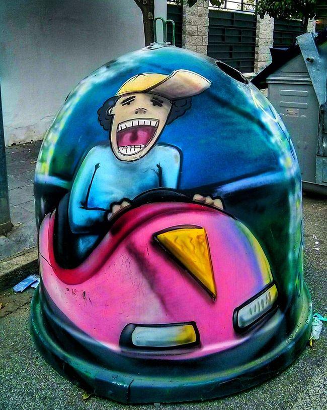 Arte urbano Arte Urbano  Urban Art Graffiti Taking Photos Colors Pintada Arte ArtWork
