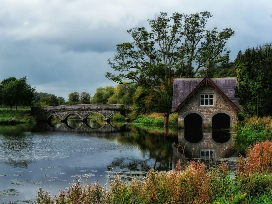 Taking Photos Check This Out Lake From My Point Of View Looking To The Other Side Water Reflection Nature Ireland🍀 Landscape Trees