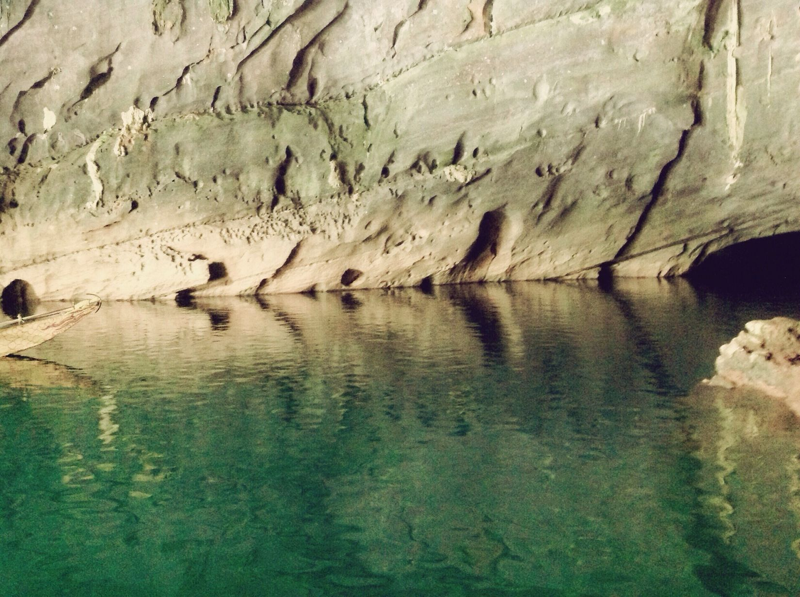 REFLECTION Silence Cave Landscape Beauty In Nature Deep Reflection Curve Water Water Reflections Vietnam