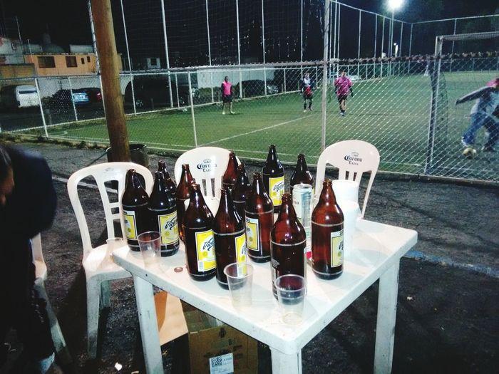 Soccer Game Relaxing Winner tranqui