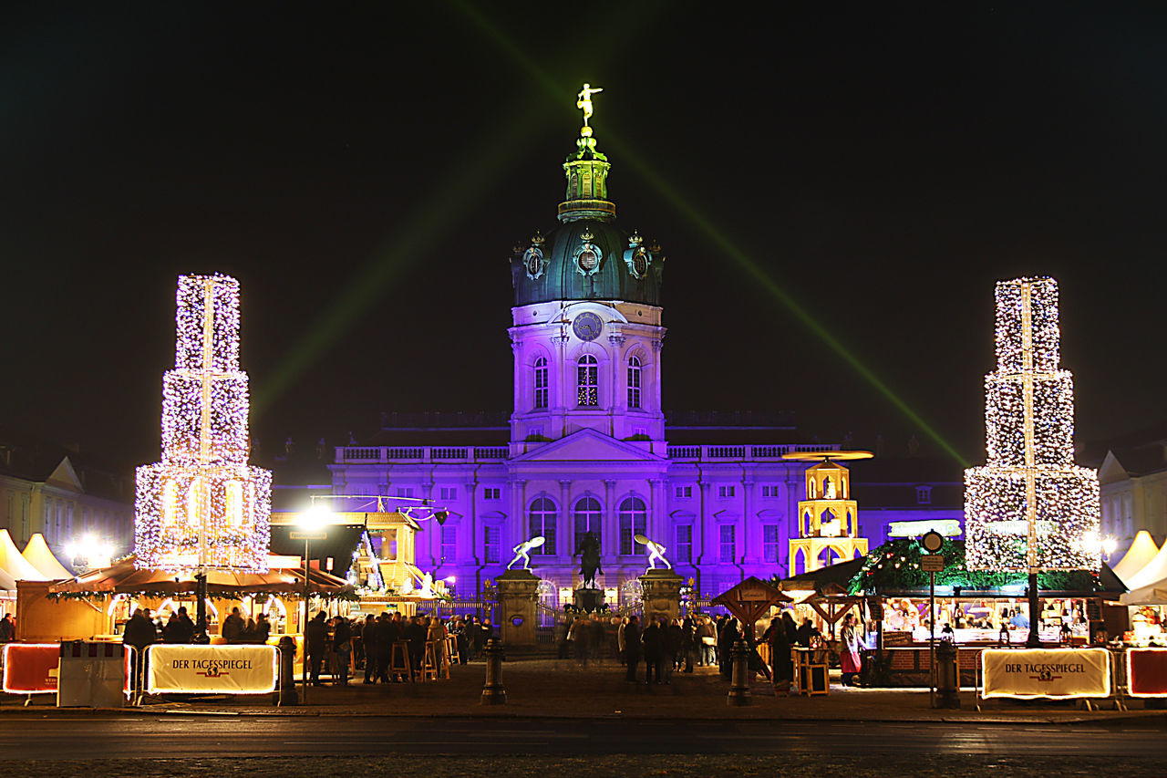 Architecture Berlin Berlin Sightseeing Building Exterior Built Structure Charlottenburg Palace Christmasmarket History International Landmark My Fuckin Berlin My Fucking Berlin Place Of Worship Seeing The Sights Sight Sightseeing Tourism Traveling