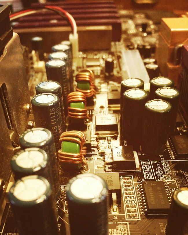 Some Close Up and High Definition Vintage Computerporn