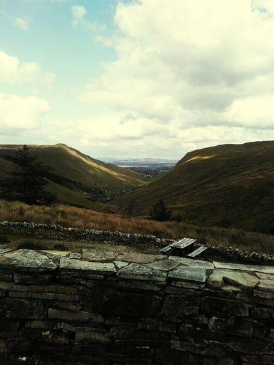 Gap Ireland Hills View