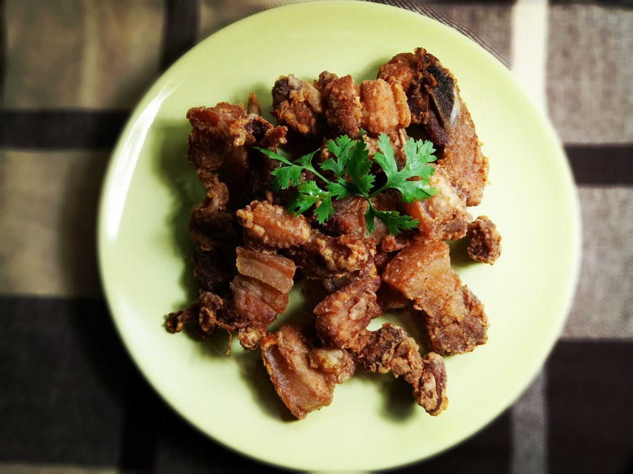 Deep Fried Pork Belly Food Homemade I Like Thai Food