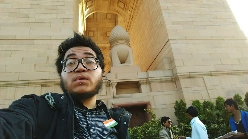 Day out. Hanging Out That's Me Traveler Traveldiaries Winters Wintertime селфи Helloworld Today's Hot Look Delhi Delhidiaries New Delhi GoodTimes Selfies India Индия