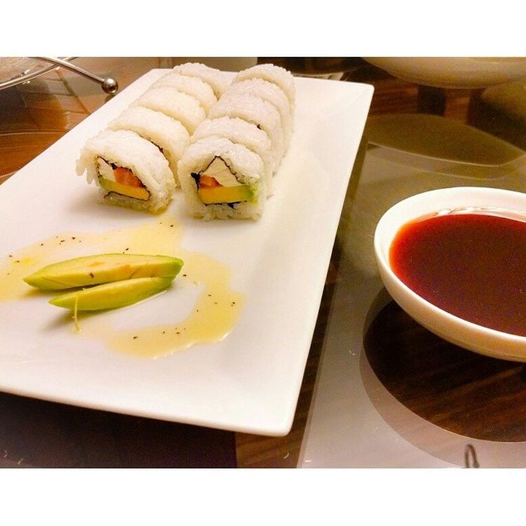 Great dinner ?? Japanesefood Foodporn Food Vsco_feature
