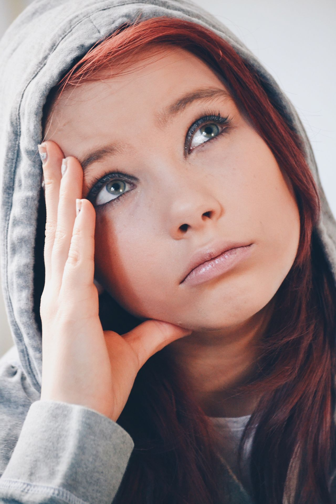 The Portraitist - 2016 EyeEm Awards Anxious  Anxiety  Sad Sadness Expression Facial Portrait People Stress Headache Wondering Thinking