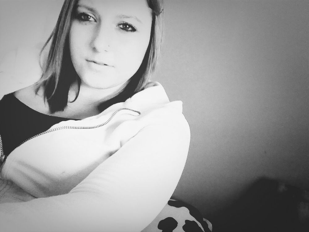 Blackandwhite I LOVE HIM♥ Love Me For Who I Am. Love me or hate me but dont play with me ♥