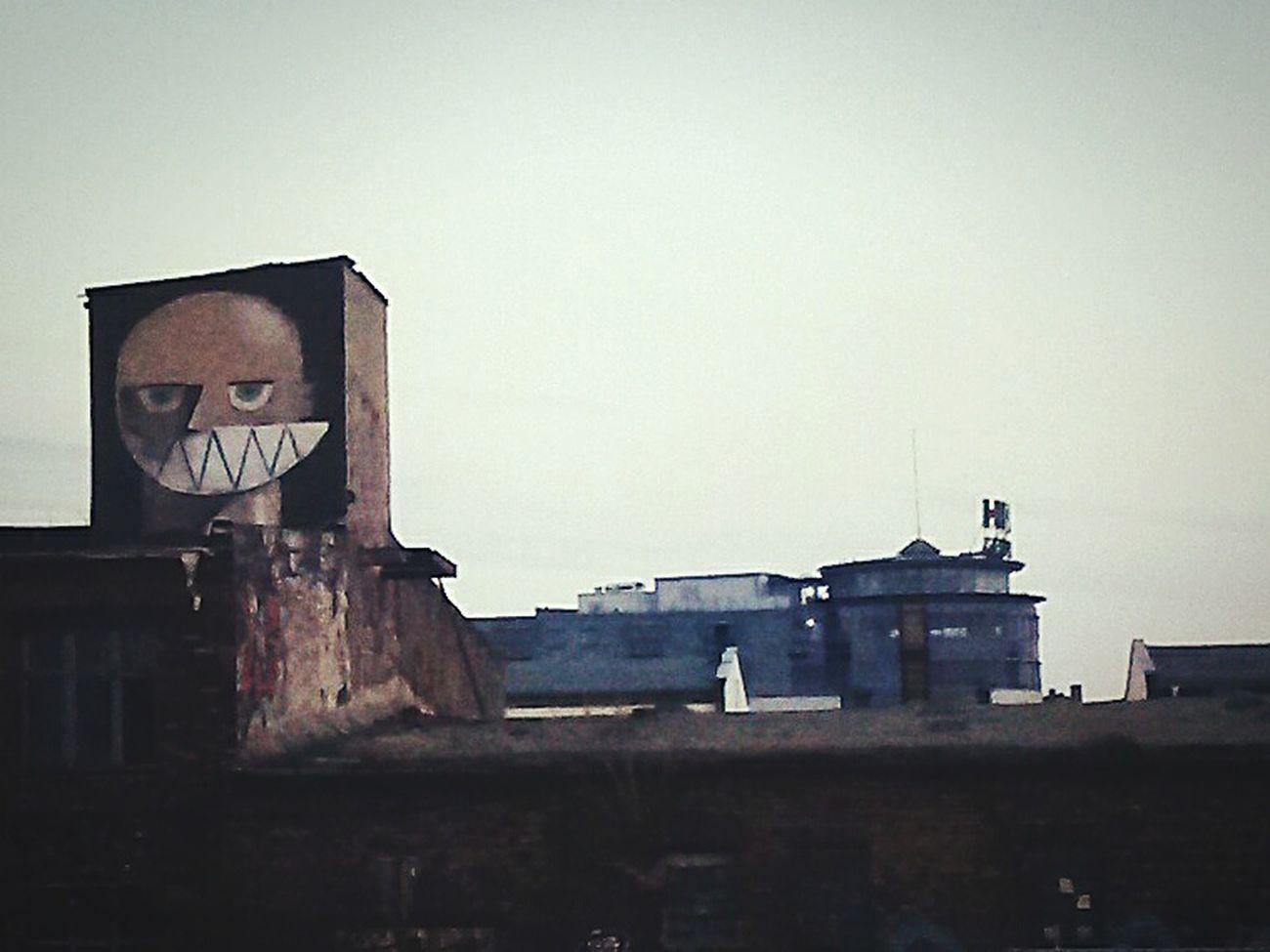 Streetartleipzig Streetart Mural Houses Graffiti Graffiti Art Leipzig