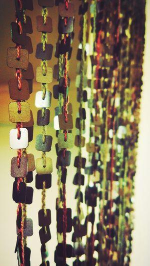Curtain Indoors  Beautifully Organized