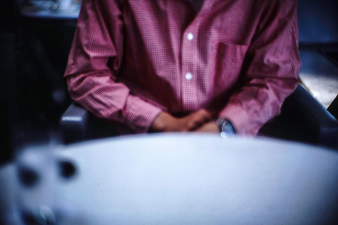 Shirt Gingham Check Selfile  Noctilux Leica M7 Starbucks Kyoto