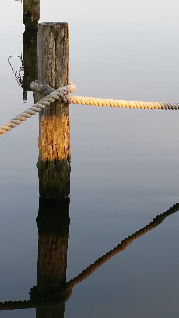 water, no people, outdoors, day, strength, rusty, close-up, nature
