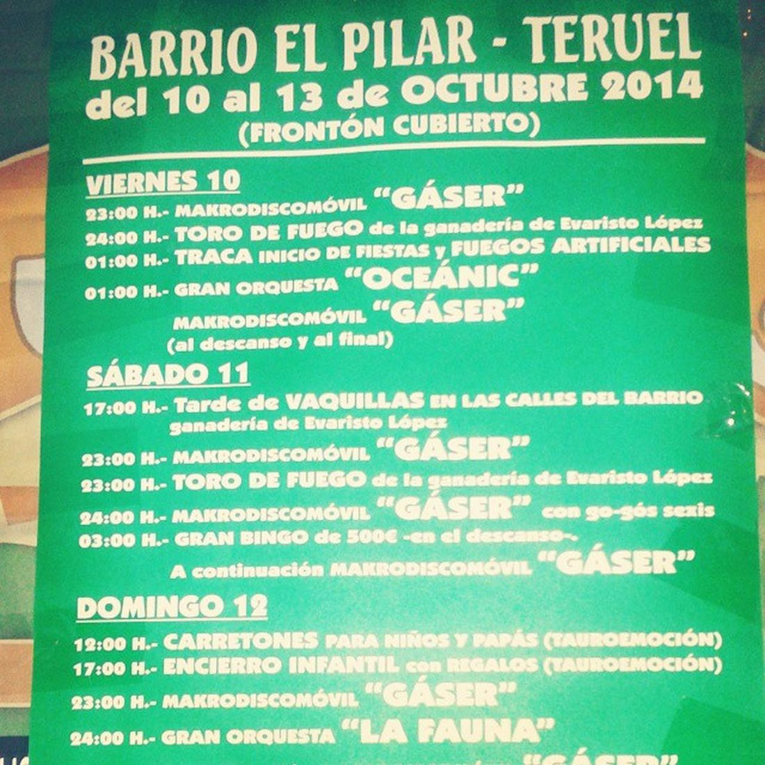 ganas de Party pa Calebrar mis 18♥ vamos alla que nos volvemos viej@s jajajaj Unañomas