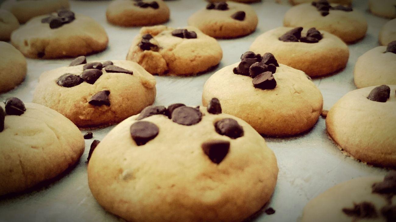 Food Porn Awards Handmade Chocochip Cookies