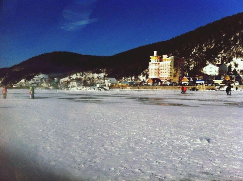 Baikal.Russia.Siberia.my Motherland One Evening With Baikal