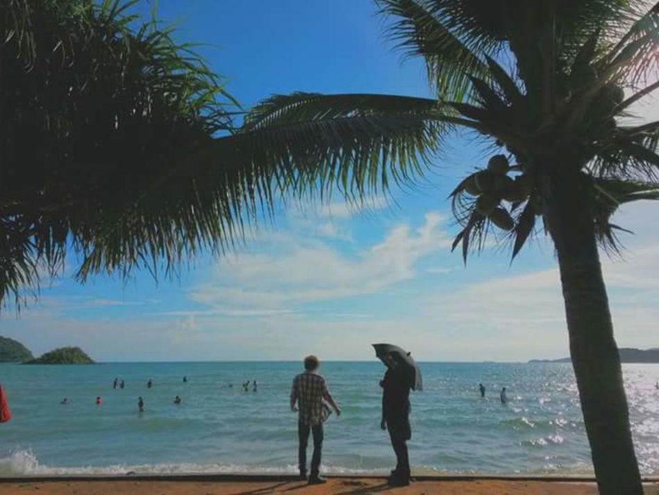 Travel Taey Ngam Beach Thailand