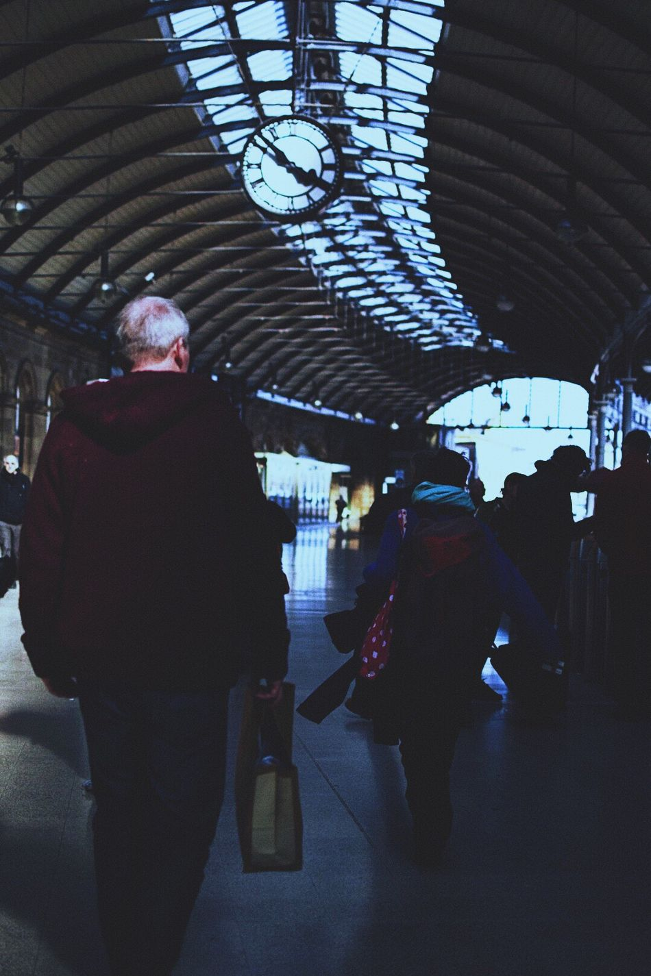 Traveller Walking Real People Architecture People Indoors  Standing First Eyeem Photo