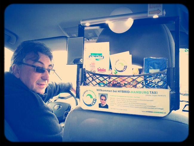 Bei Herrn Stark Im Taxi Gibts Auch Bömsken - Er Quatscht Aber Auch N Bissl Viel ... ;)