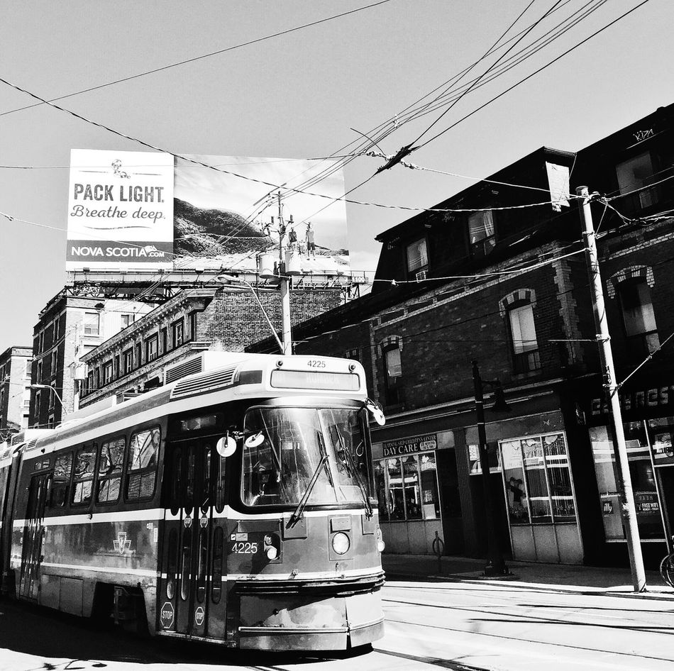 Obligatory Streetcar