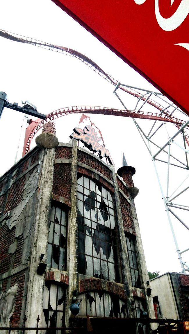 Tour of Sky Scream last week. 10.2016 Holiday Park Skyscream Scary Places Attraction Park GERMANY🇩🇪DEUTSCHERLAND@ Hassloch Travel Destinations Outdoors