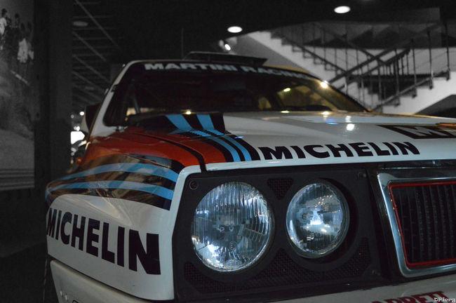 Delta Lancia Lancia Delta Martini Martini Racing Rally