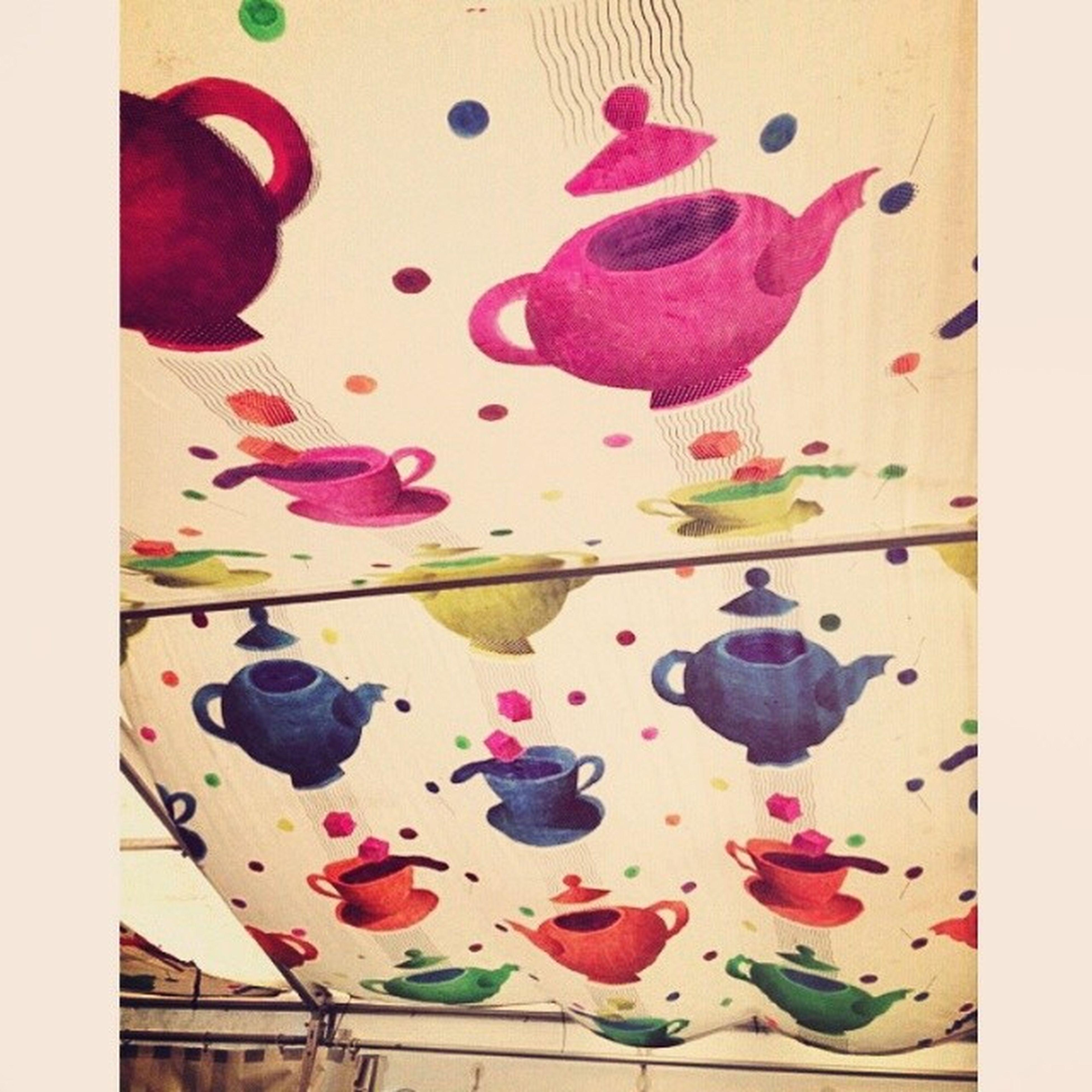 tea design @ Strawberryfair Teapots Cambridge