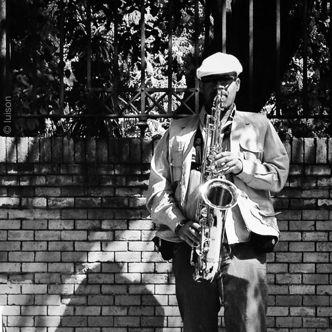 Streetphoto_bw Street Musicians Youmobile Frame It!