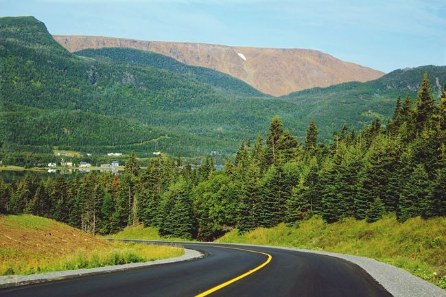 The Earths Mantle Newfoundland Landscape Landscape_photography Canada Landscapes Traveling The Tourist Landscapes With WhiteWall