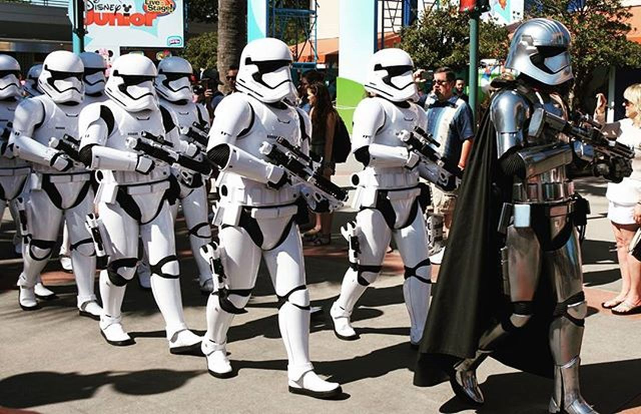 2/2 Disney Disneyland Stormtroopers Starwars TheForceAwakens Theforce Disneyhollywoodstudios Florida Orlando Sonyimages Sonya5000photography Sony5000 SonyA7s MayTheForceBeWithyou M arch Drill