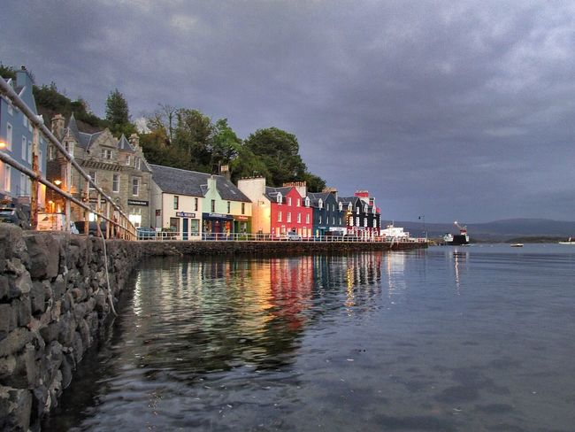 Beautiful Tobermory, Isle of Mull Scotland Water_collection Nature_collection Colors First Eyeem Photo