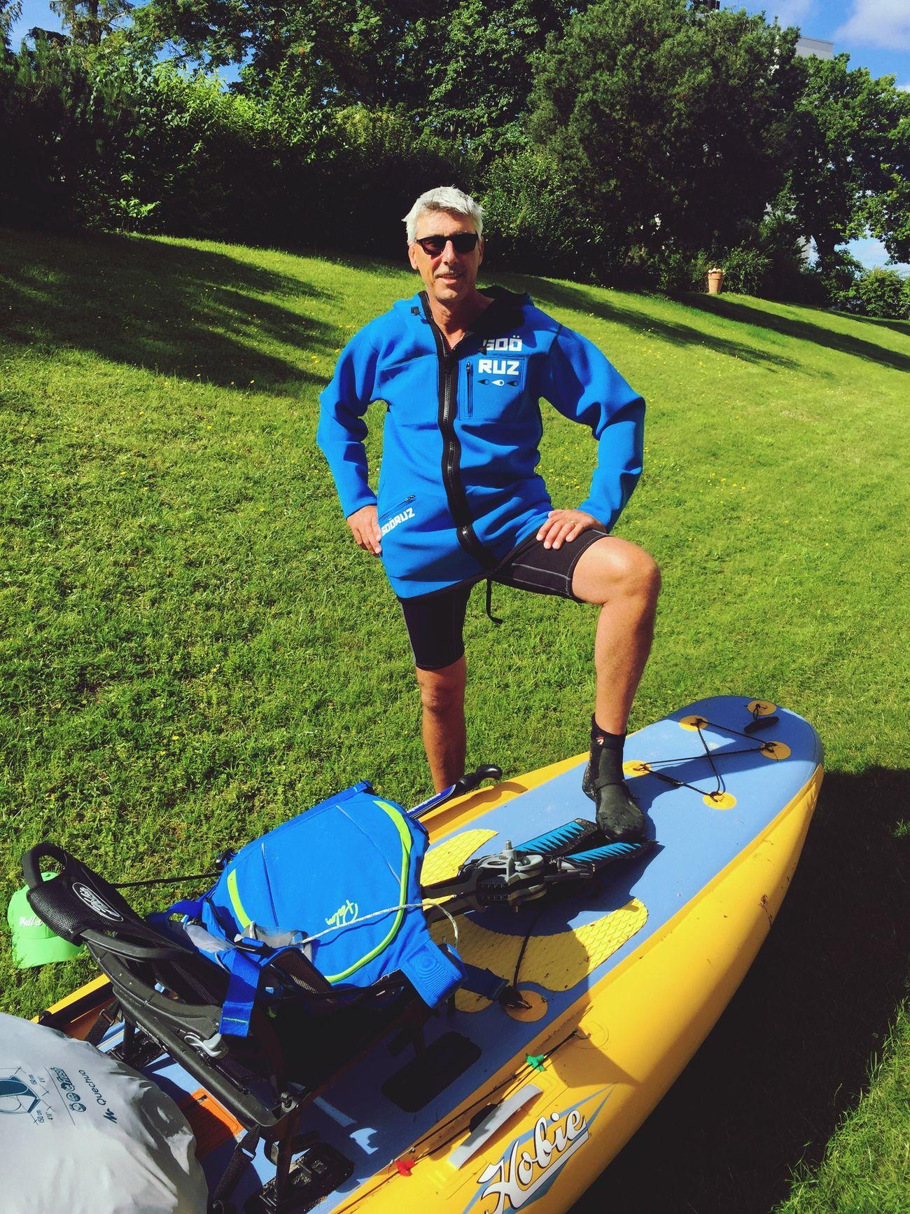 Hobie Kayak Wetter in Pelzerhaken