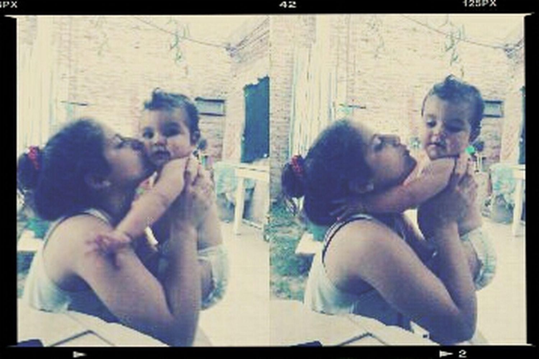 Te amo mucho mi amor:* sos hermoso♡ Sobrinitodemivida