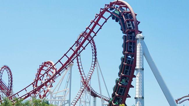 Rollercoasters Magicmountain MountainCoaster