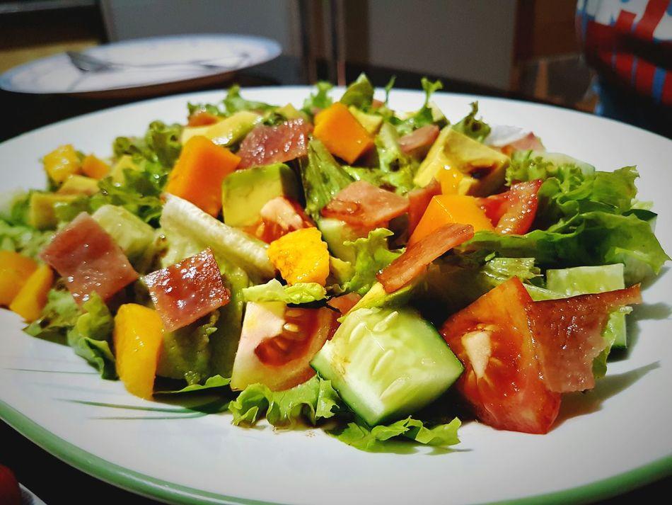 Salad Galore. Food Photography Salads Mobilephotography S7edge First Eyeem Photo
