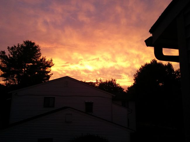 Awesome Evening Sky view.