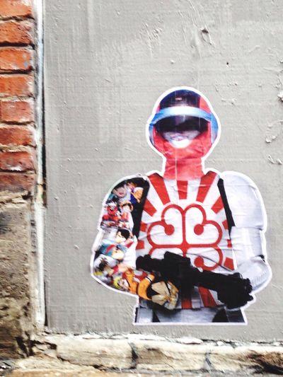 Street Photography Street Art Montreal
