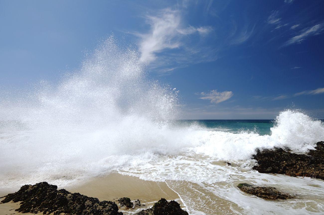 Beautiful stock photos of ocean, Beauty In Nature, Breaking, Crash, Day