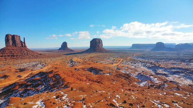 Makemoments Momentwide Monument Valley Four Corners