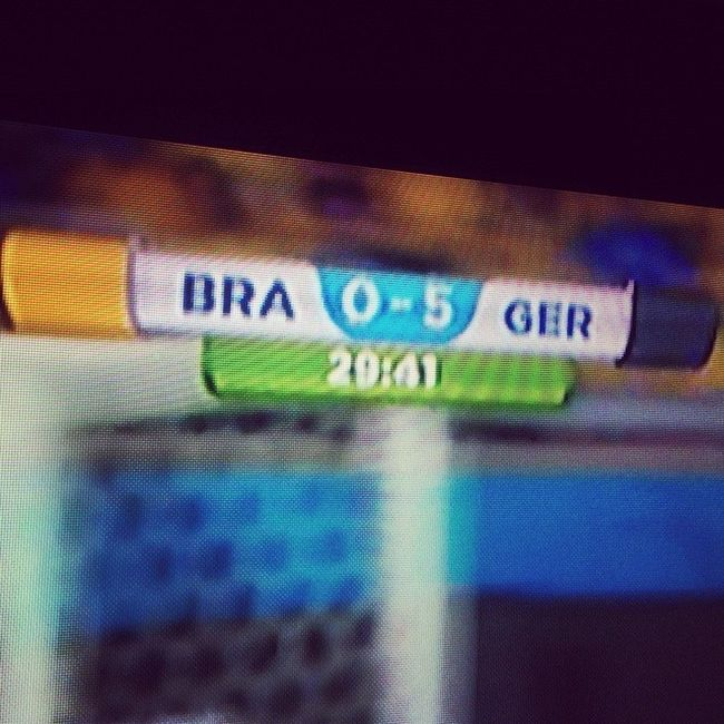 Sorry Bra to break the party! ;-) Ger AneurerSeite BereitWieNie BRAGER WorldCup2014