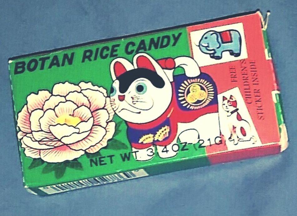 Candy Candyきゃん Japan Japanese Candy Peony  Botan Bontan Ame