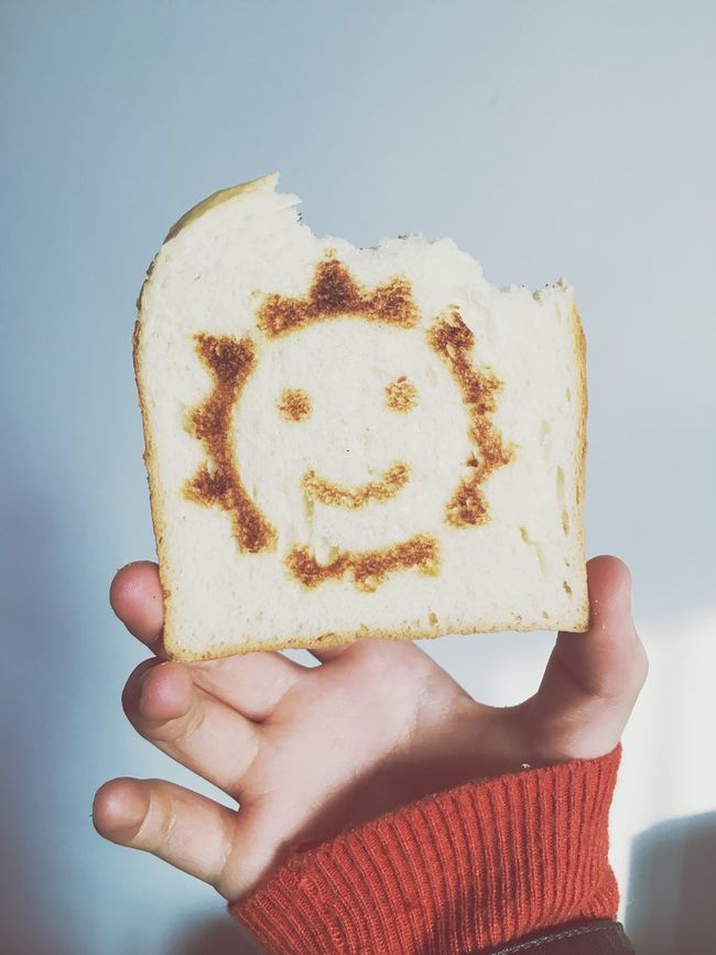 Love Bread Don't Want To Eat Darling♡