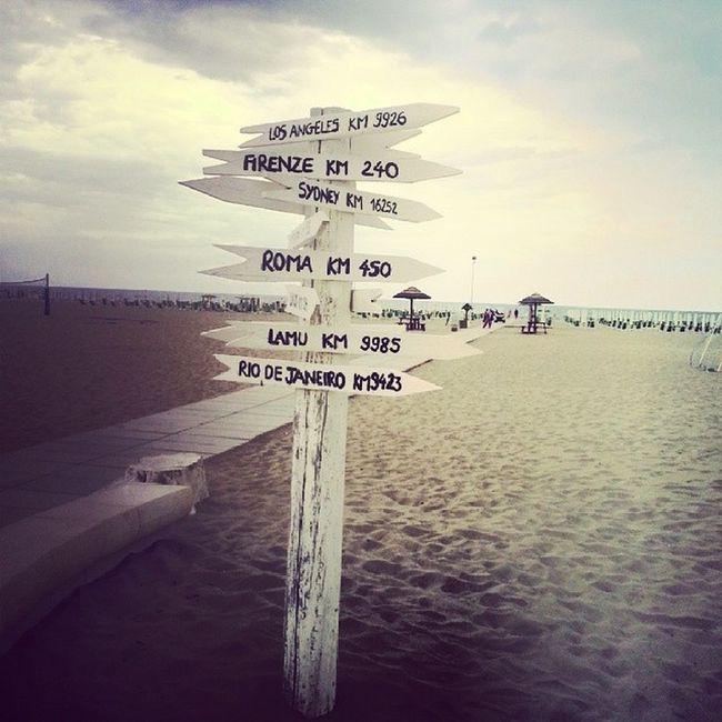 Italy Schooltrip Rosolina_mare Sea beach relaxing tagsforlikes nice september week