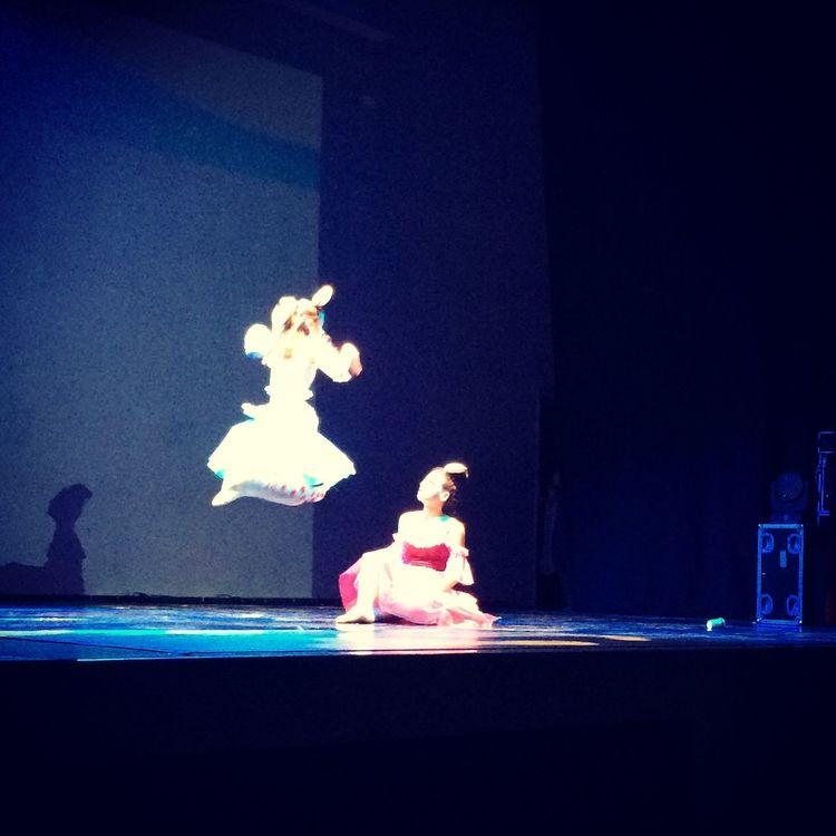 Performance Theater Italy Grottaglie Puglia Www.lasinfoniadellabellezza.it Ballerine Ballet Dance