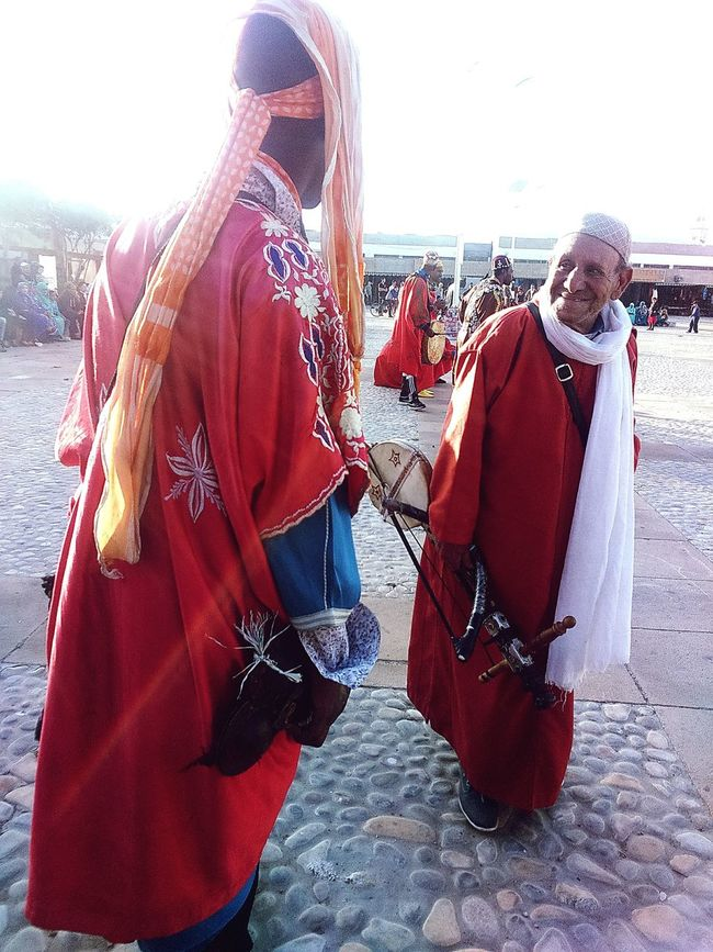 Gnawa Music Morocco Percussion Street Photography Africa Oriental