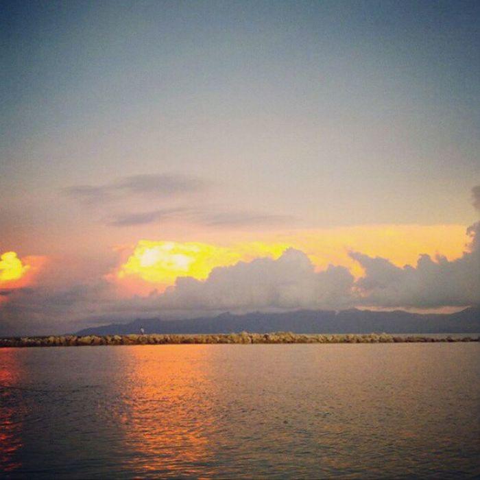 Sunset Scenicsunset Misibisbay Travel globalnomads Philippines gf_philippines