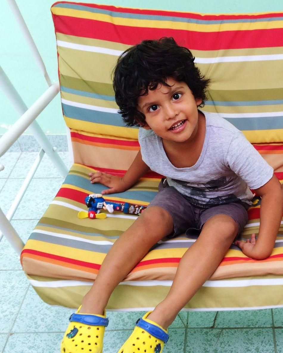 My Son! 😘